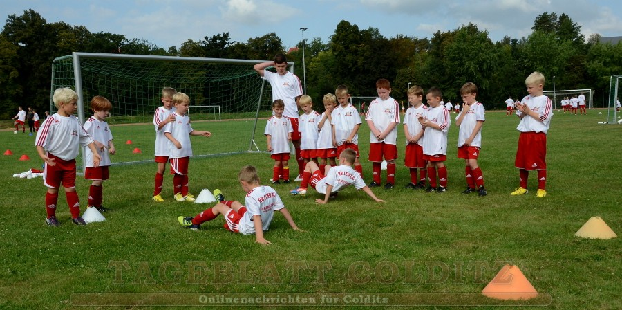 Fußballschule 1