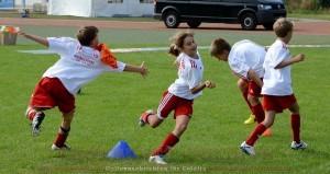 Fußballschule 2013