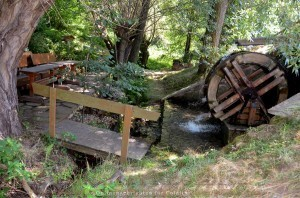 Am Wasserrad