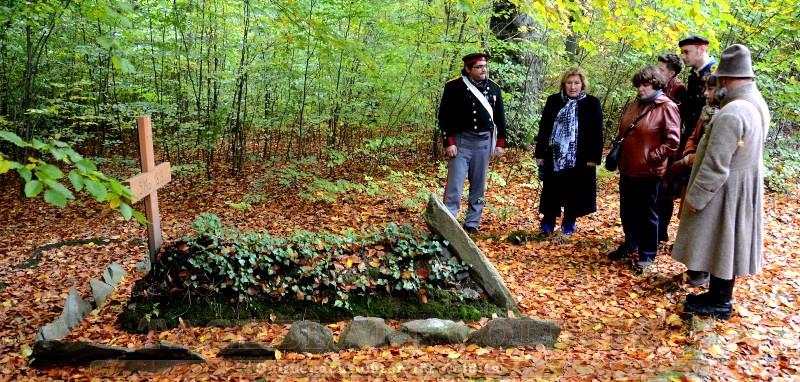 Franzosengrab bei Gersdorf