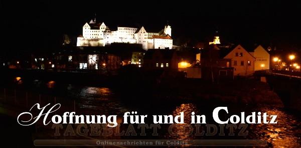 Hoffnung in und für Colditz