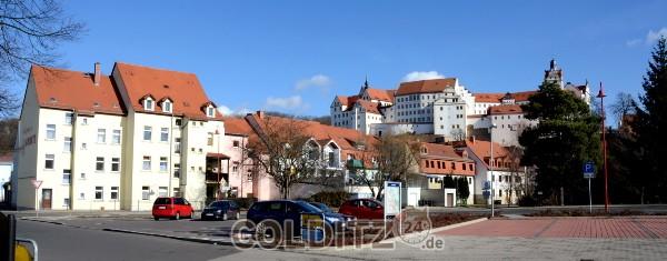 Die Schlossstadt Colditz