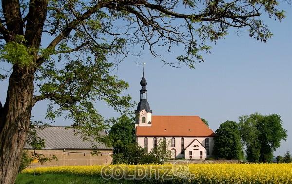 """Die Schönbacher """"Bergkirche"""""""