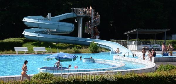 Sommerzeit - Badezeit