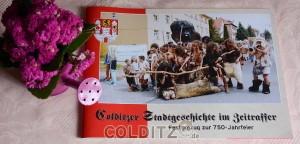 Der 96seitige Bildband und eine kommentierte DVD vom Festumzug