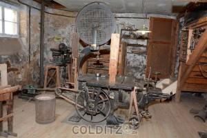 Original-Maschinen der Colditzer Firma Paufler & Arnold