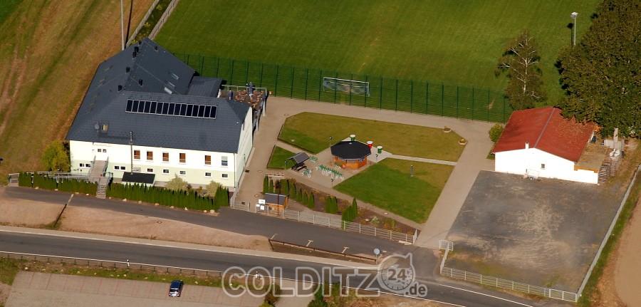 Sportanlage des SV Eintracht Sermuth