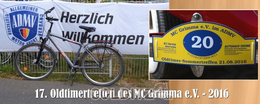 17. Oldtimertreffen des MC Grimma e.V.