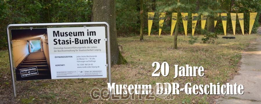 Ein einzigartiges Museum - der Stasi-Bunker Machern