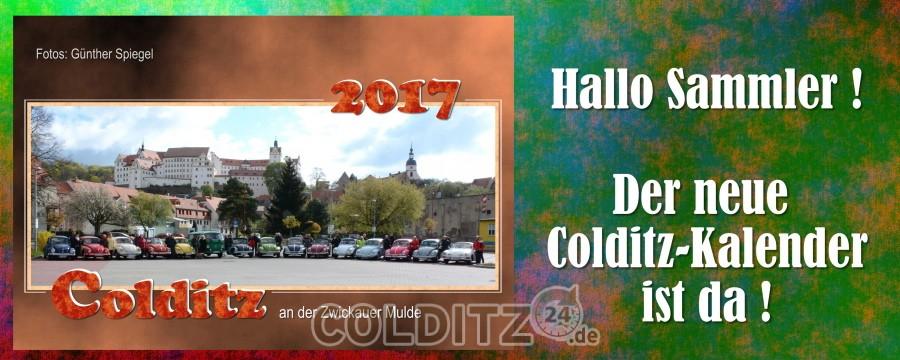 Ein Jahresrückblick auf Colditz