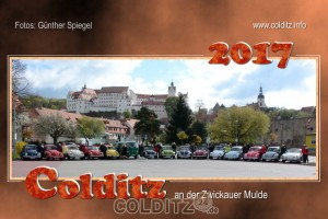 Der Colditz-Kalender 2017