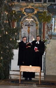 Segnung der Pfarrerin Dorothea Schanz