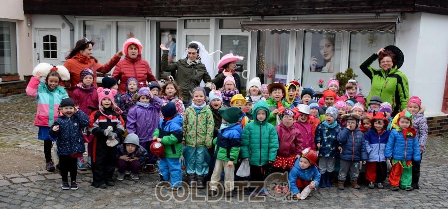 Wir sind die Colditzer Regenbogenkinder