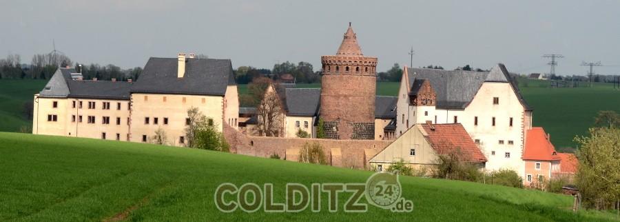 Frühlingserwachen der Leisniger Burg Mildenstein