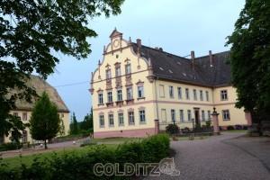 Rittergut Kössern mit Schloss