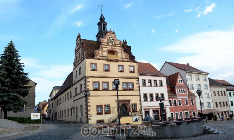 Rathaus Colditz
