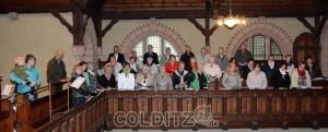 Die Kirchenchöre Schwarzbach und Colditz  / Erlbach / Zschirla singen gemeinsam
