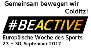 #Beactive auch in Colditz