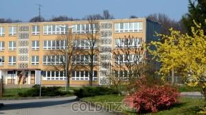 Die Bruno-Apüitz-Schule - abgerissen