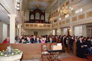Gottesdienst in der Schönbacher Bergkirche