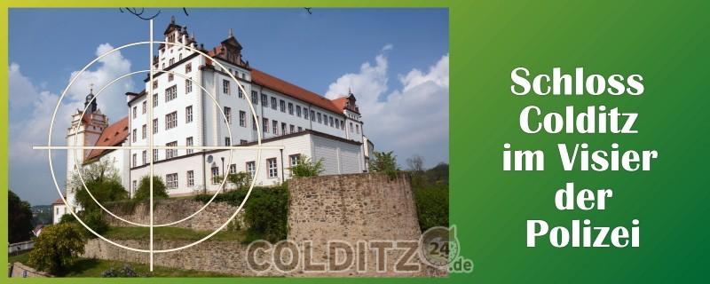 Schloss Colditz steht auf der Liste weit oben...