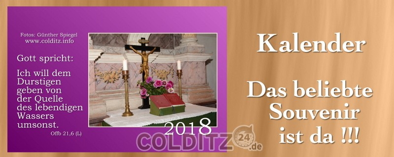 Der neue Kirchenkalender