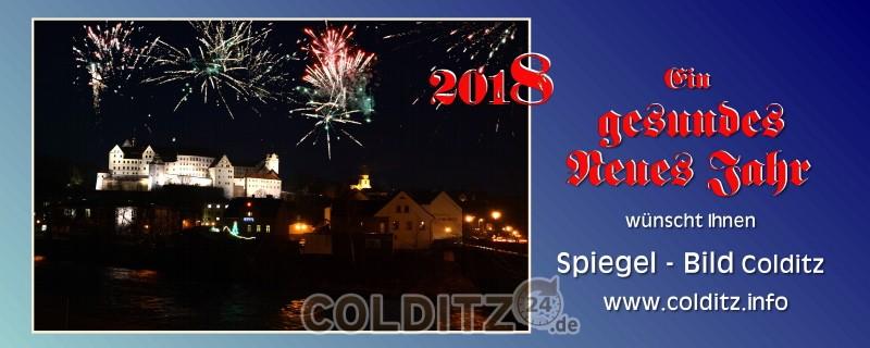 Prosit Neujahr 2018