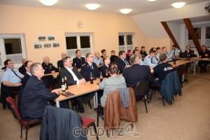 Jahreshauptversammlung der FFW Colditz
