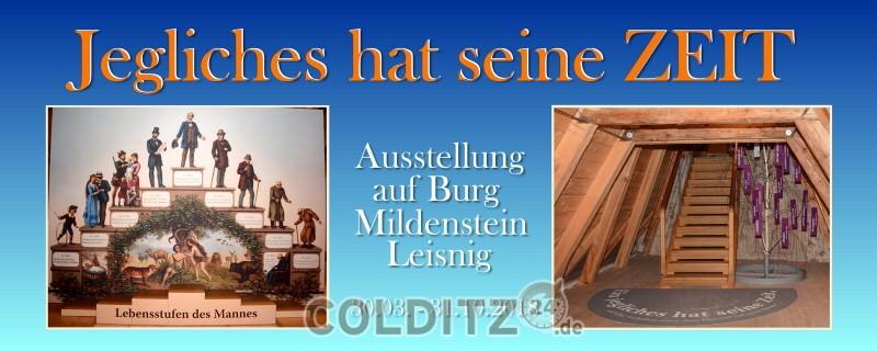 Ausstellung auf Burg Mildenstein