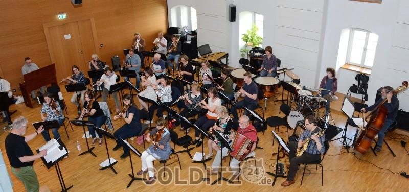 Werkstattkonzert in der Landesmusikakademie