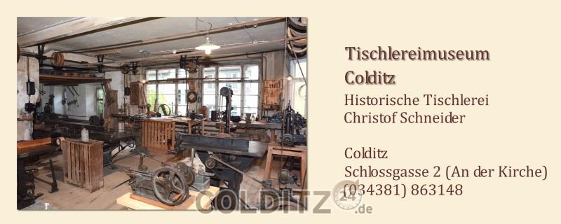 Tischlereimuseum Colditz