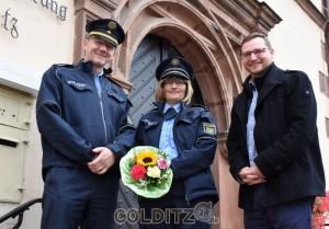 Unsere neue Bürgerpolizistin S. Lietsch