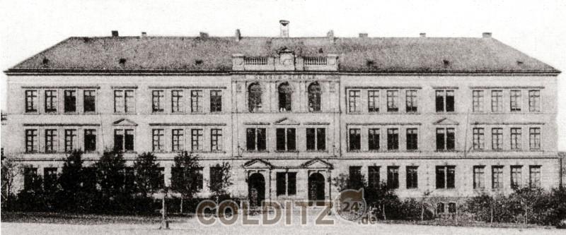 Die heutige Sophienschule vor 100 Jahren