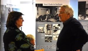 War in Dresden ebenfalls aktiv dabei - Pfarrer A. Leuschner