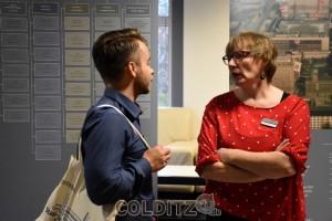 Frau Lötzsch hilft beim Kontakt zur Colditzer Schule - F. Pittule