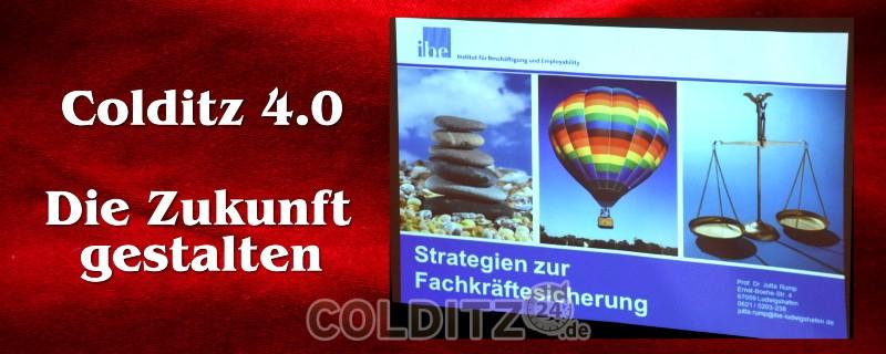 Colditz 4.0 - ein Blick in die Zukunft