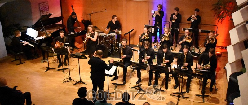 Jugend-Jazz Orchester in der LMA Colditz