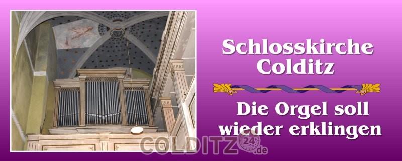 Patenbriefe zur Colditzer Schlosskirchen-Orgel