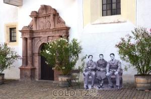Portal zur Schlosskirche