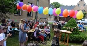 eine Kindertagsfeier - einmal anders
