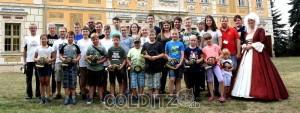 Die diesjährigen Teilnehmer am Jagdhornseminar