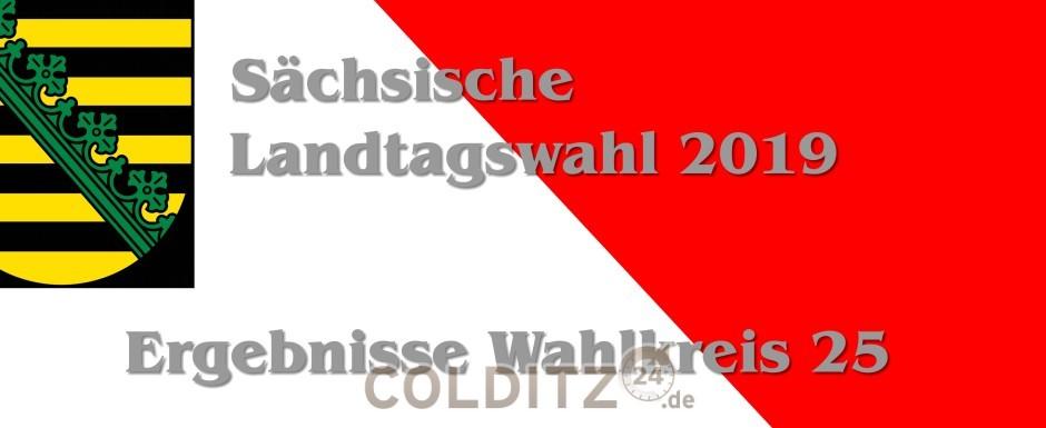 Landtagswahl 2019 in Sachsen