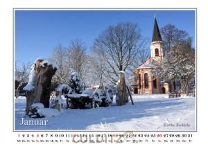 Winter in Zschirla