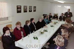 Zur 35-Jahrfeier der Frauengruppe - 2002...