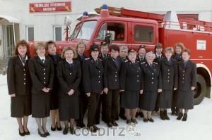 Die Frauengruppe 2001