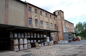 Reste der ehemaligen HASAG in Colditz
