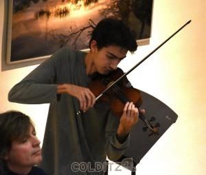 Stephen Waarts - Violine
