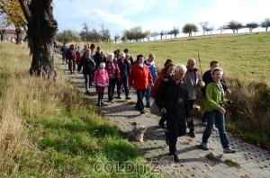 Auf dem Weg in´s Auenbachtal...