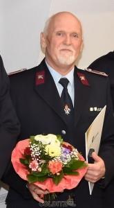 50 Jahre FFW-Zugehörigkeit- Gilbert Werner