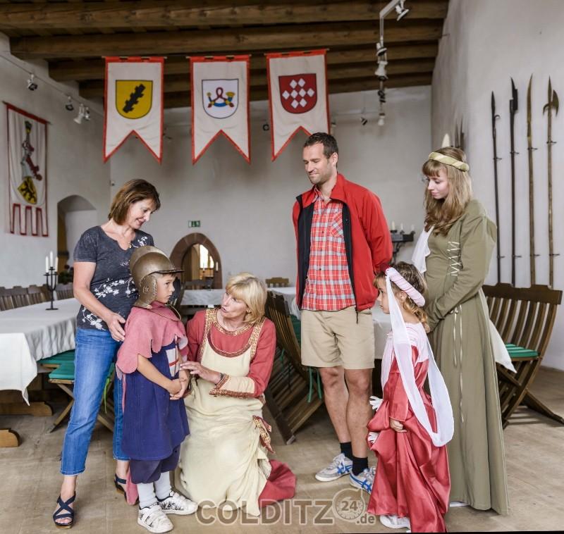 Im Rittersaal (Foto BM)